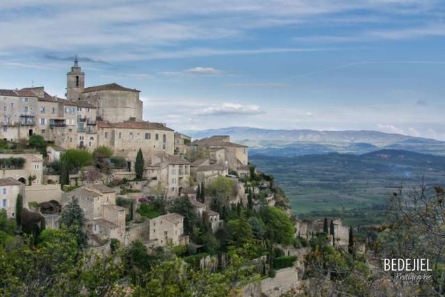 Photo par Bedejiel près d'Avignon