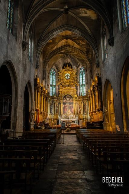 Photo Cathédrale Avignon par Bedejiel
