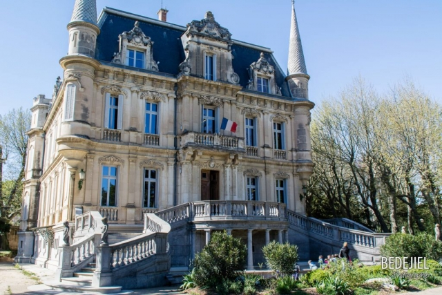 Mairie Courthézon Bedejiel Photographie