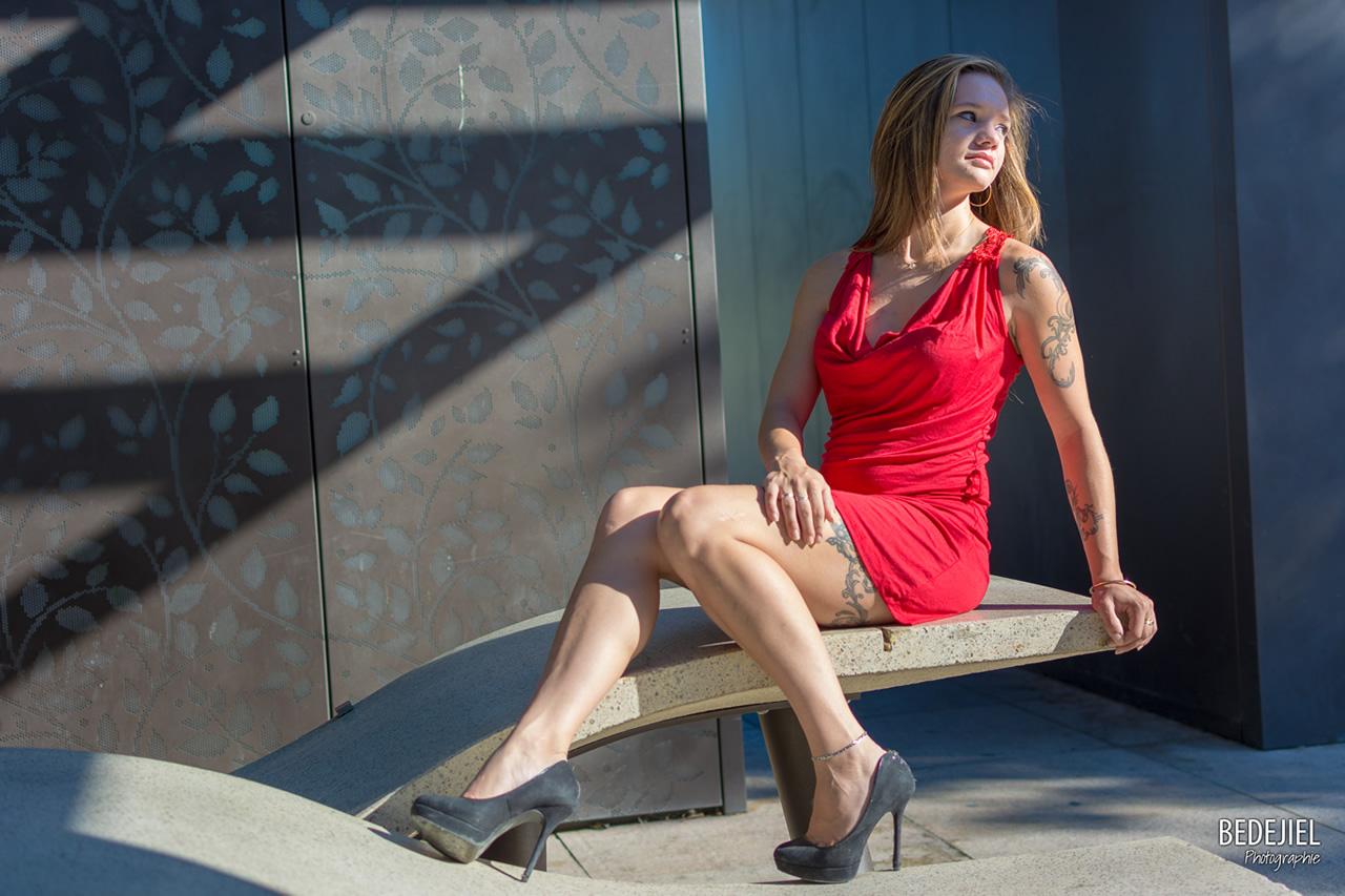 Portrait femme Marine Shaylei