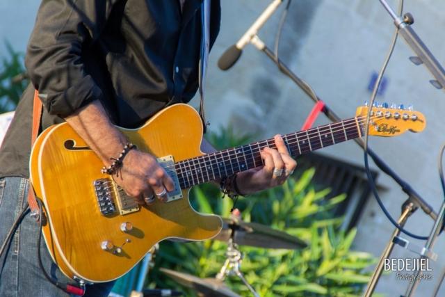 Guitare Stéphane Portelli