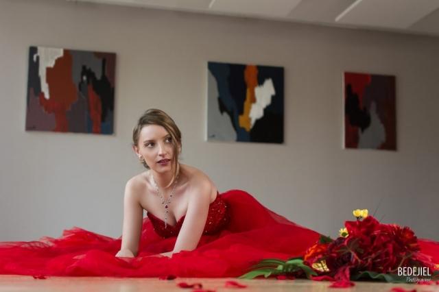 Elegance et ses fleurs