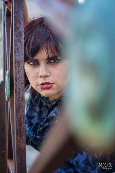 Portrait d'une femme de caractère