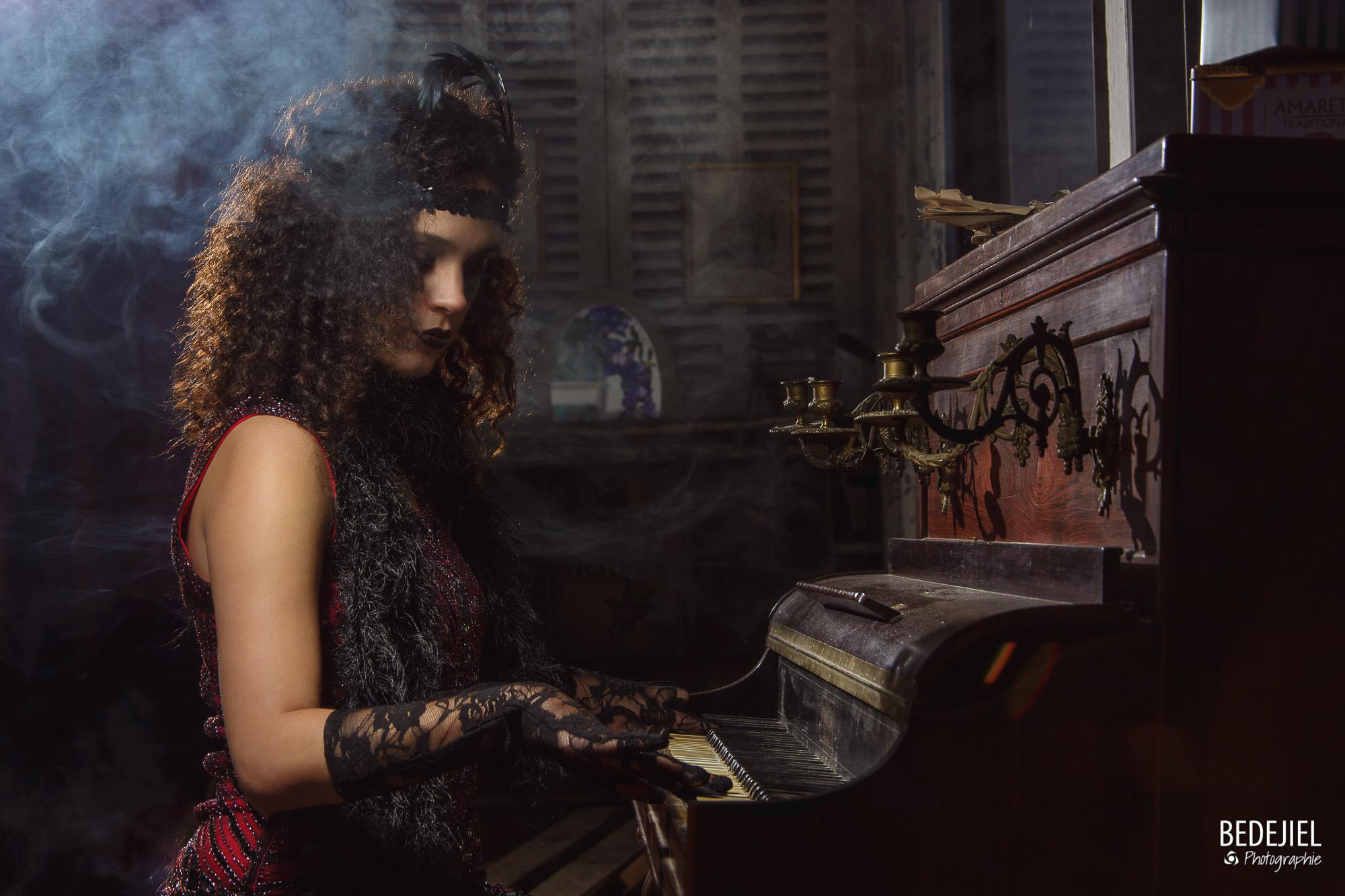 Photographe Montpellier - Gothic Romance