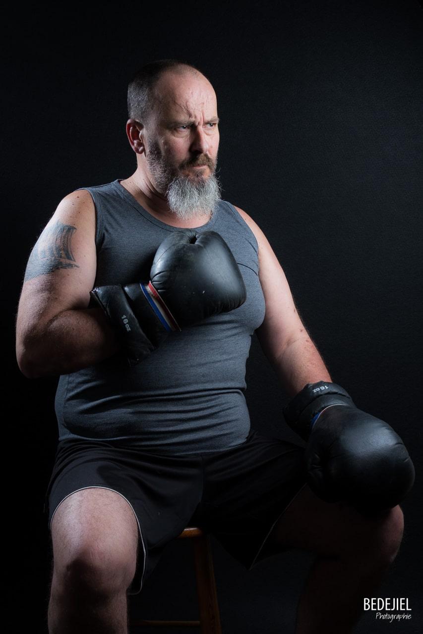 La prière du boxeur