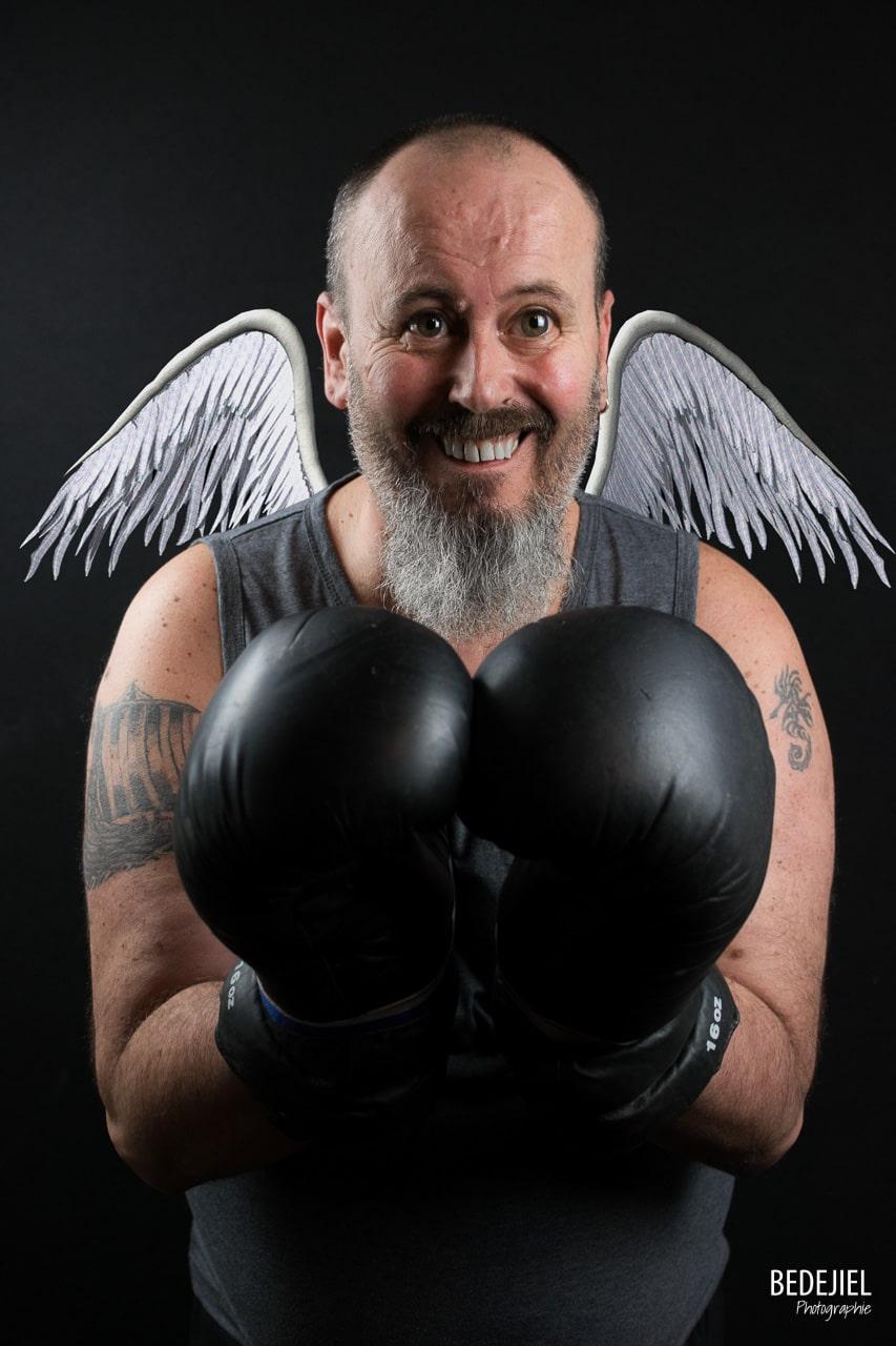 L'ange boxeur