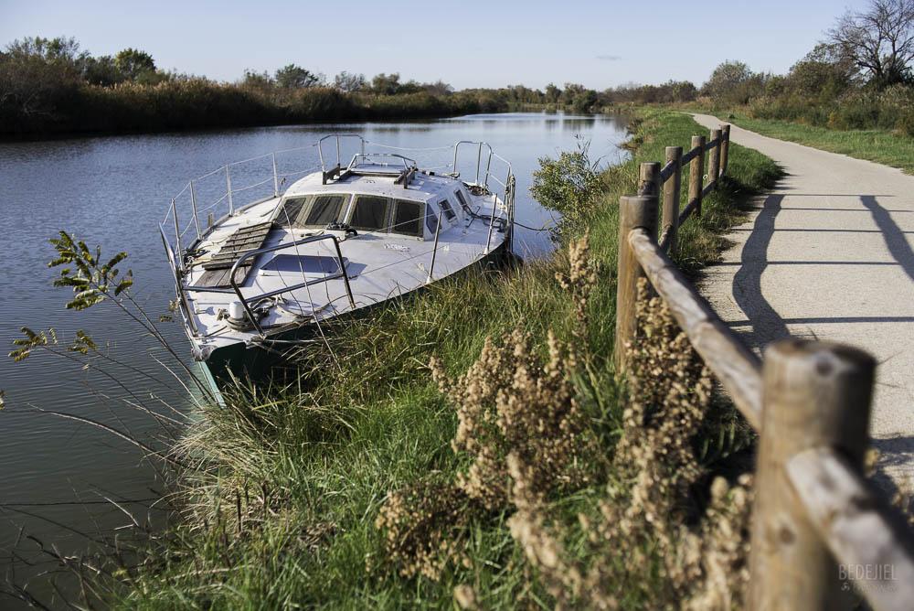 Barque à Gallician