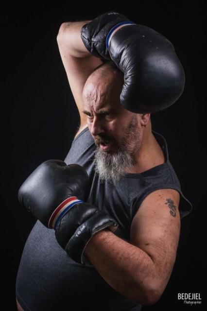 La danse du boxeur