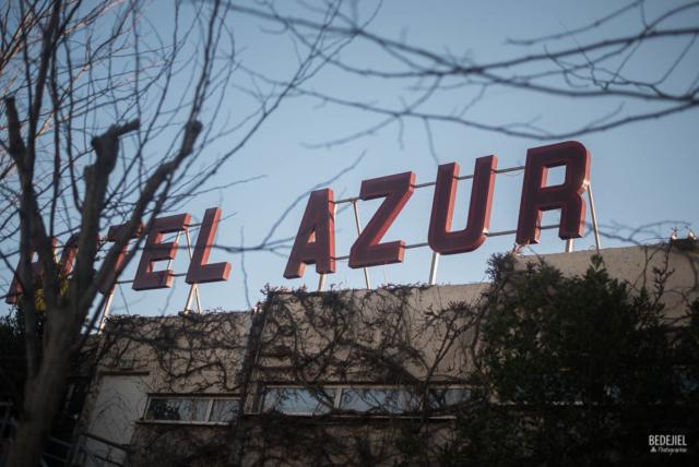 La Grande Motte - Hotel Azur